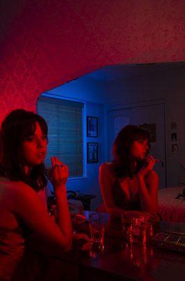 "Cobi Timmermans & Devon Riley, ""Yearning for Yesterday"", Digital prints, 2020"