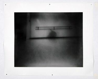 """Nocturnal Spaces"", 2019, Luke Pardy, Digital Print Pinhole Photography,19"" H.  x 24"" W."