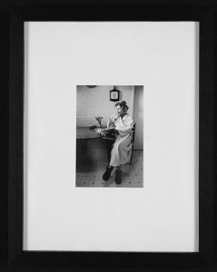 """Laura Dutton, """"Untitled,"""" Silver gelatin RC print, 15 1/4"""" x 12"""", 2002, Accession number: 2002.003.002"""