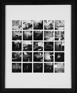 "Kyle Good, ""Untitled,"" Multiple black and white photographs, 21"" x 17"", 2005, Accession number: 2005.002.001"