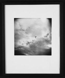 "Brian Zander, ""Triple Exposure Print,"" Black and white photograph, 21"" x 17"", 2005, Accession number: 2005.007.001"