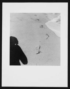 """Eva Korelus, """"Untitled,"""" Black and white photograph, 16"""" x 11"""", 2008"""