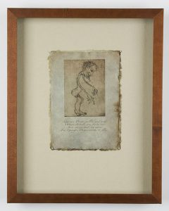 "Diane Moen, ""Contemporary Nursery Rhymes,"" Series of copper etchings, 19 5/8"" x 15 3/4"", 2010, Accession number: 2011.008.001"