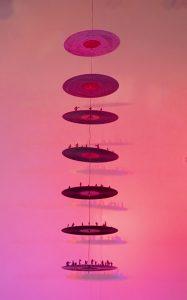 """Adrian Cardenas, Erin Caskey, Anna Wozniak, """"Isolation"""", 2018"""