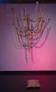 """Ayal Heinricks, Samatha Thomson, Kae Widman, """"Untitled"""", 2018"""